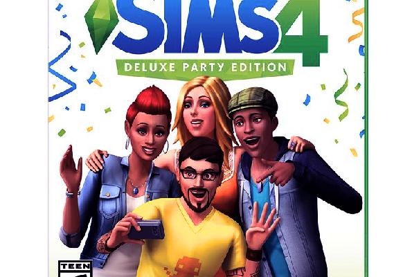 Sims4 Xbox
