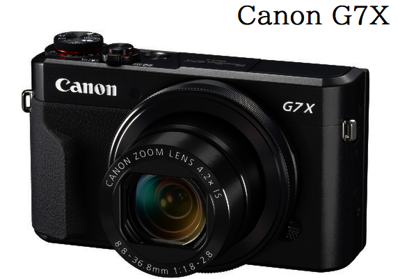 Canon G7X Mark II Black Friday