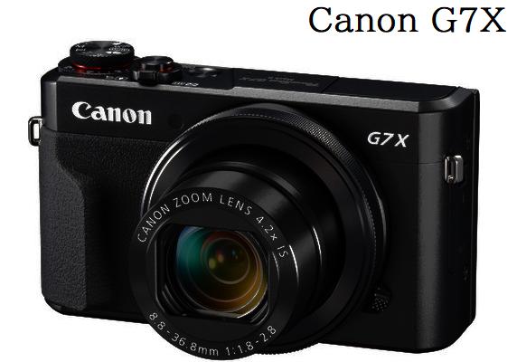 Canon G7X Mark II Black Friday
