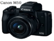 Canon M50 Black Friday