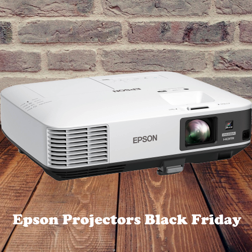 Epson Projectors Black Friday