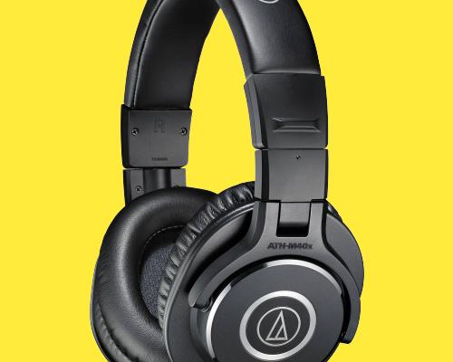 Audio-Technica ATH-M40x Earphone Black Friday