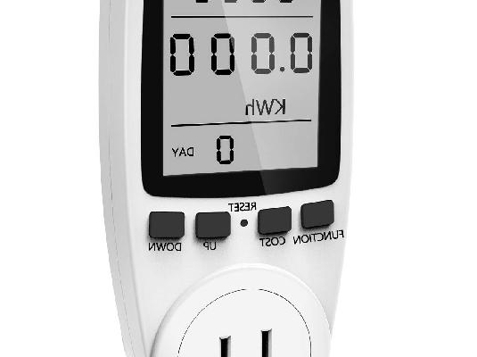 Electricity Usage Monitors Black Friday