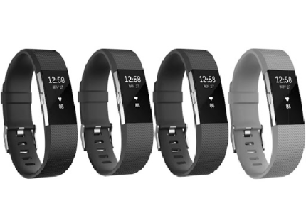 Fitbit Charge 2 Black Friday