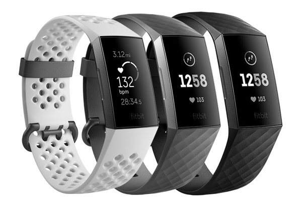 Fitbit Charge 3 Black Friday