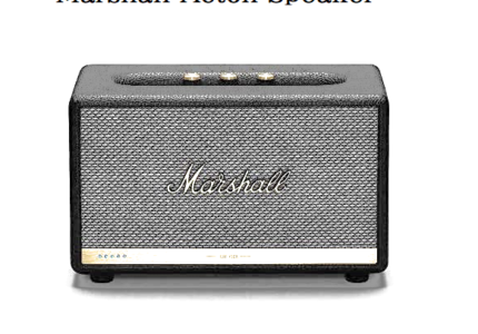 Marshall Acton Speaker Black Friday