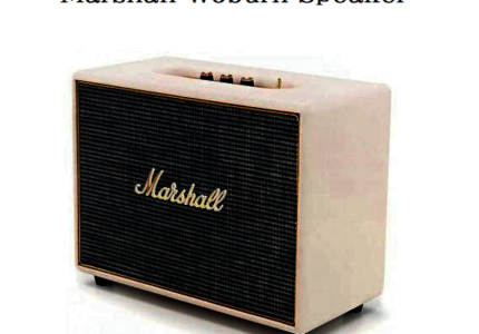 Marshall Woburn Speaker Black Friday