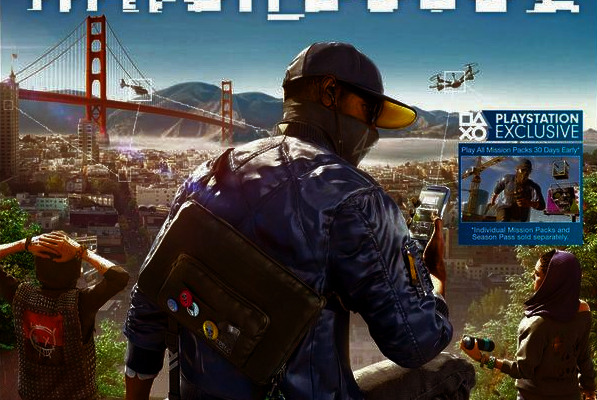 Watch Dogs 2 PS4 Black Friday