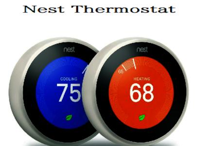 Nest Thermostat Black Friday