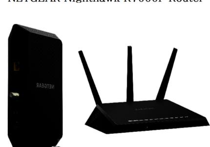 NETGEAR Nighthawk R7000P Router Black Friday