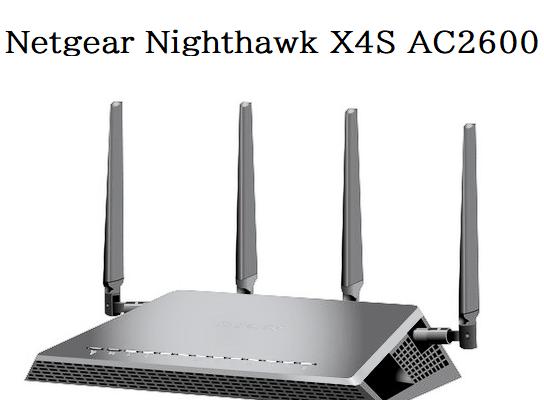 Netgear Nighthawk X4S AC2600 Black Friday
