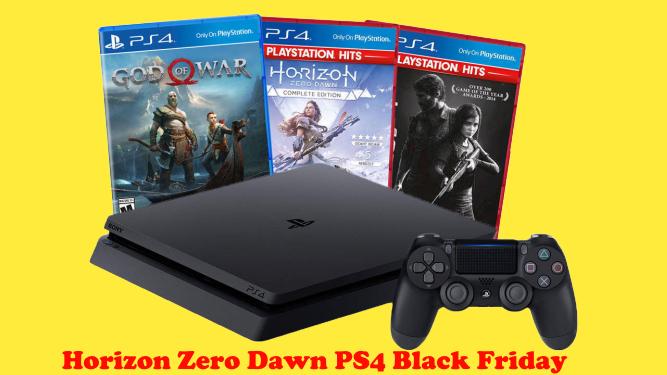 Horizon Zero Dawn PS4 Black Friday