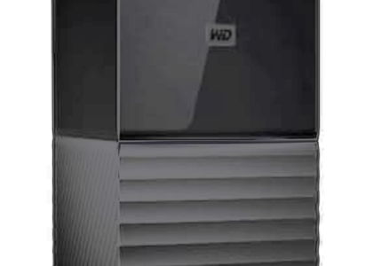 WD My Book Duo Black Friday