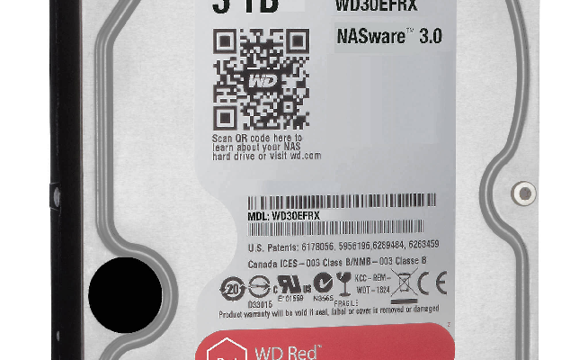 WD Red 3TB Black Friday