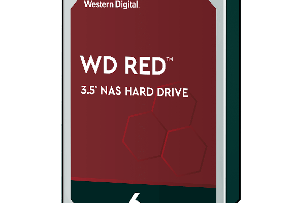 WD Red 6TB Black Friday