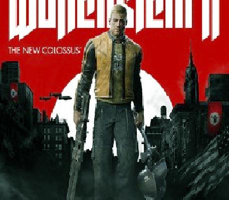 Wolfenstein 2 PS4 Game Black Friday