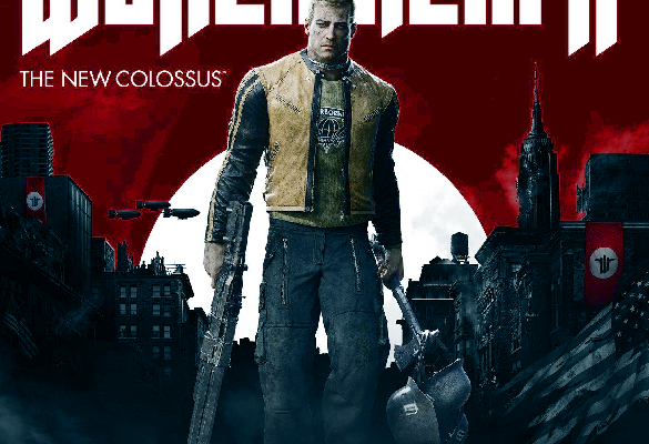 Wolfenstein 2 Xbox Black Friday