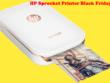 HP Sprocket Printer Black Friday
