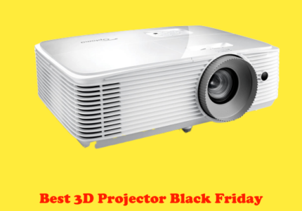 Best 3D Projector Black Friday