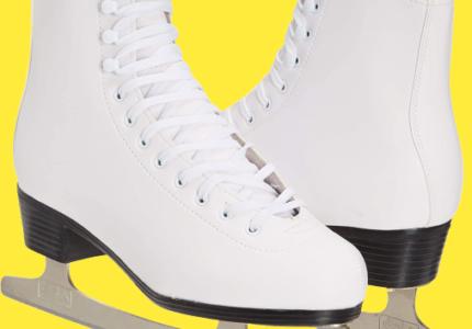 Ice Skates Black Friday