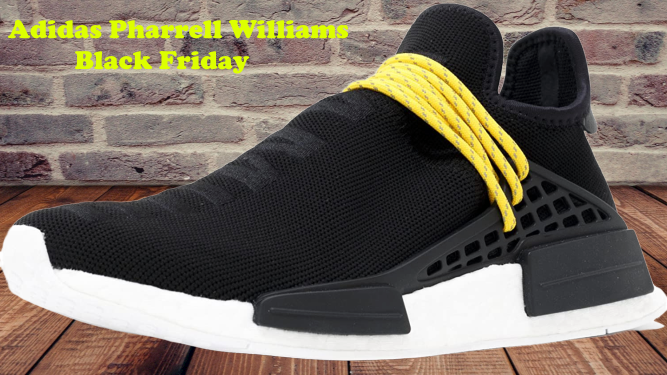 Adidas Pharrell Williams Black Friday