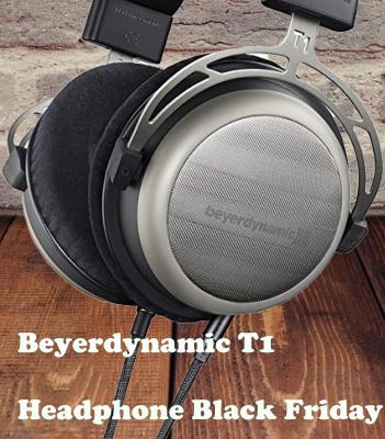 Beyerdynamic T1 Headphone Black Friday