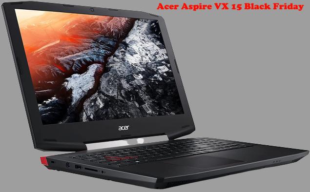 Acer Aspire VX 15 Black Friday