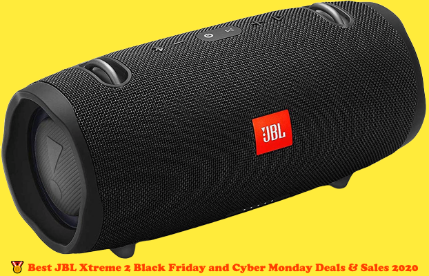 🥇 Best JBL Xtreme 2 Black Friday and Cyber Monday Deals & Sales 2020