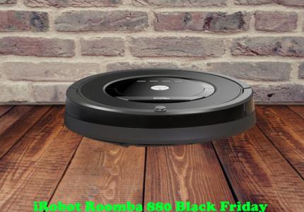 iRobot Roomba 880 Black Friday