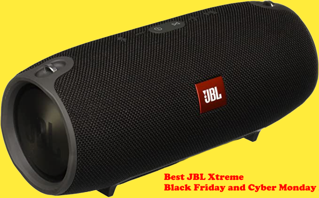 Best JBL Xtreme Black Friday and Cyber Monday Deals & Sales 2020 this bold and also hostile appearance is matched by a few of the sweetest sound