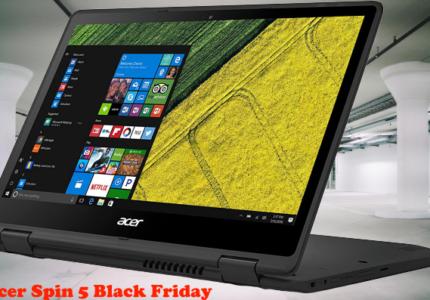 Acer Spin 5 Black Friday