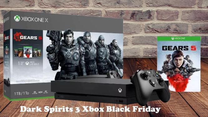 Dark Spirits 3 Xbox Black Friday