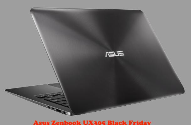 Asus Zenbook UX305 Black Friday