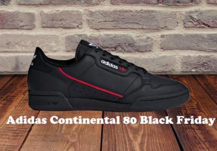 Adidas Continental 80 Black Friday