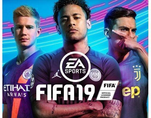 FIFA 19 PS4 Black Friday