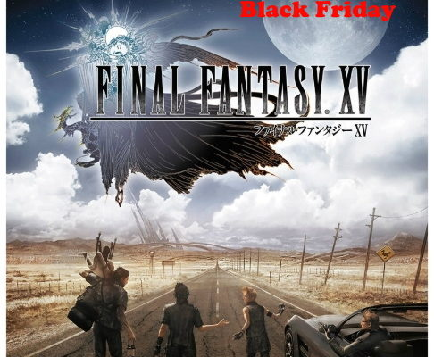 Last Fantasy XV PS4 Black Friday