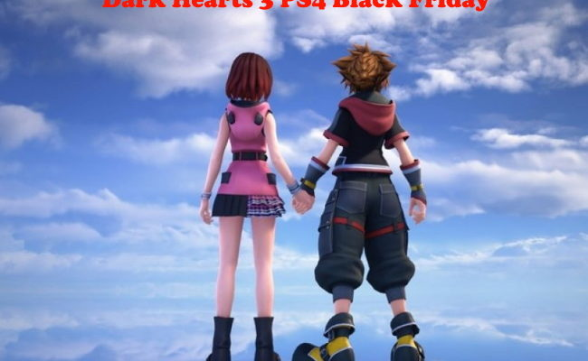 Dark Hearts 3 PS4 Black Friday
