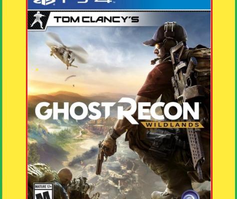 Ghost Recon Wildlands PS4 Black Friday