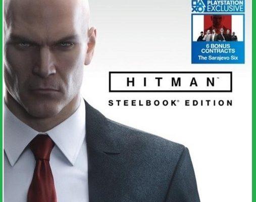 Hitman PS4 Black Friday