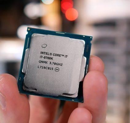 Intel Core i7 8700k Black Friday