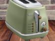 DeLonghi Toaster Oven Black