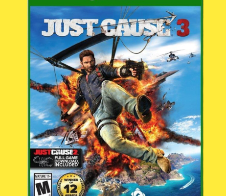 Reviews | Just Cause 3 Xbox One Black Friday and Cyber Monday Deals & Sales 2020
