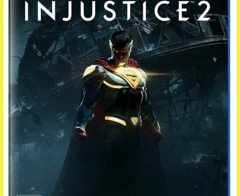 Injustice 2 PS4 Black Friday