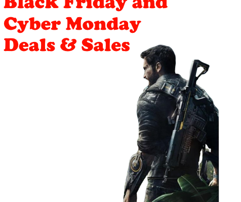 Best Just Cause 4 PS4 Black Friday and Cyber Monday Deals & Sales 2020 It matters not that the characters are personified clichés, or that the plot's limper
