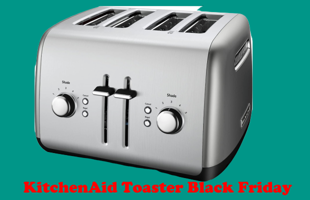 Best KitchenAid Toaster Black Friday and Cyber Monday Deals & Sales 2020 which suggests they have a spring-loaded tray with ports that you put the bread in
