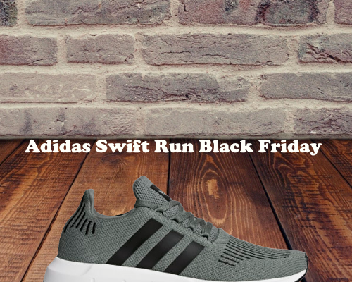 Adidas Swift Run Black Friday