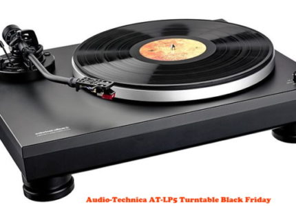 Best Audio-Technica AT-LP5 Turntable Black Friday