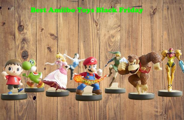 Best Amiibo Toys Black Friday