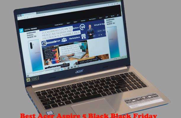 Best Acer Aspire 5 Black Black Friday
