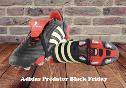 Adidas Predator Black Friday